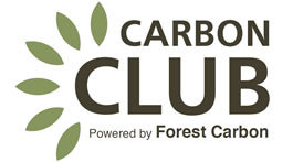 Off-setting our carbon footprint through Forest Carbon