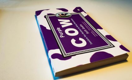 How can training providers create a 'Purple Cow'?