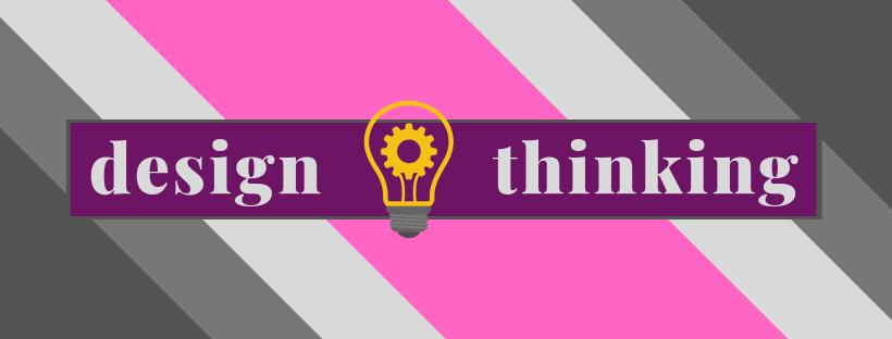 Design thiknig banner