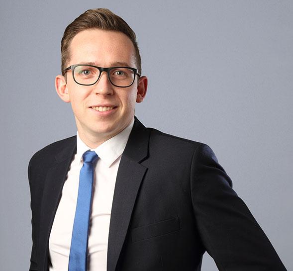 Liam Widdop, Commercial Director
