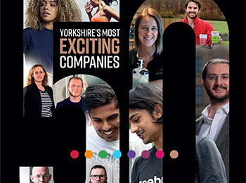 Candle Digital named as one of Yorkshire's 50 most exciting companies