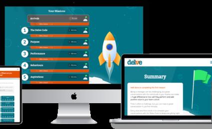 Delve Talent Tool Programme goes online!