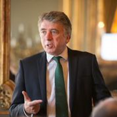 Keith Warburton, Director, Global Business Culture